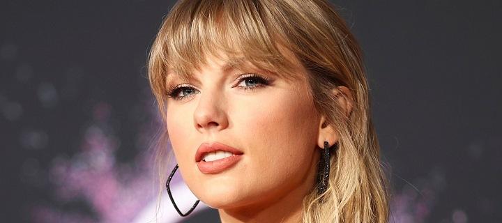 Zpěvačka Taylor Swift