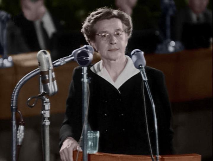 Česko si připomíná 70.let od justiční vraždy Milady Horákové