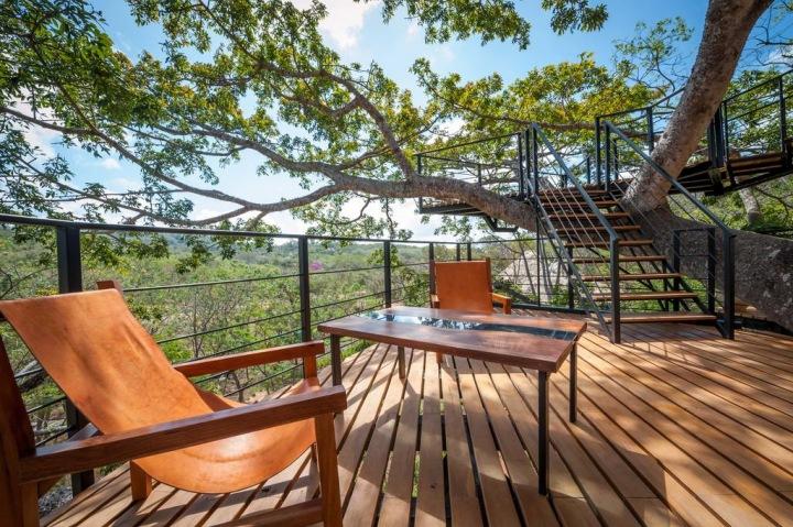 Luxusní eco-friendly ubytování