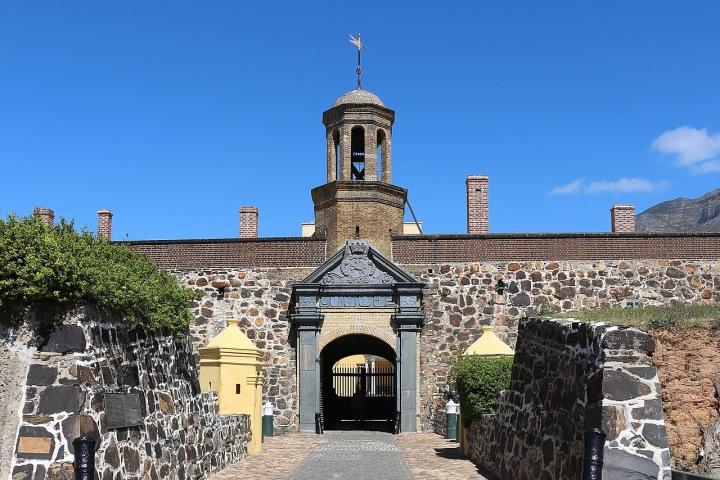 Hrad Dobré naděje Kapské město