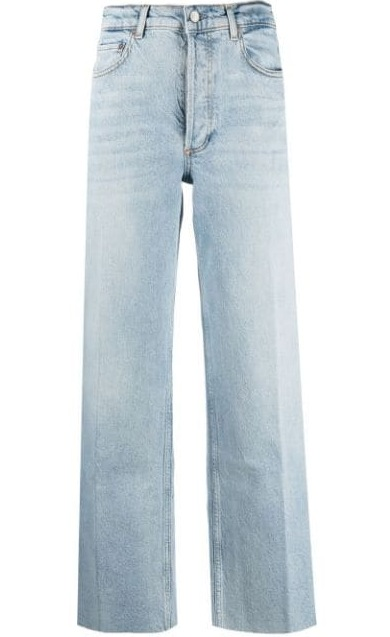 Zvonové džíny