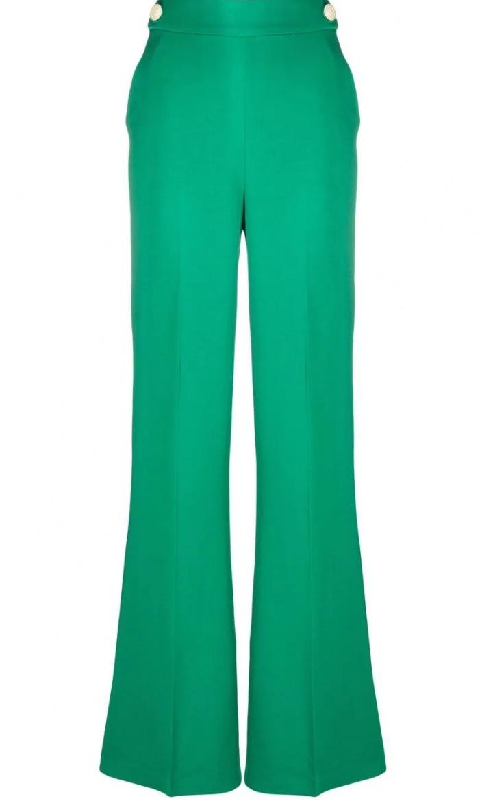 Zelené kalhoty Pinko