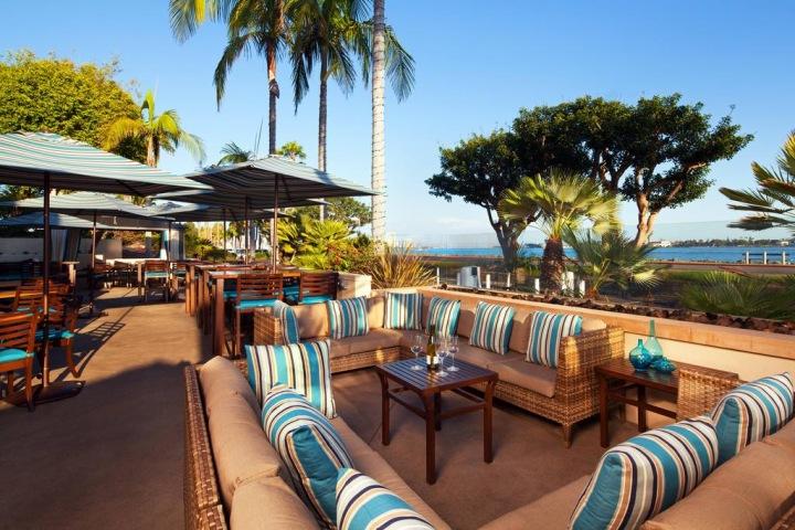 Kalifornie, San Diego – Sheraton Hotel & Marina