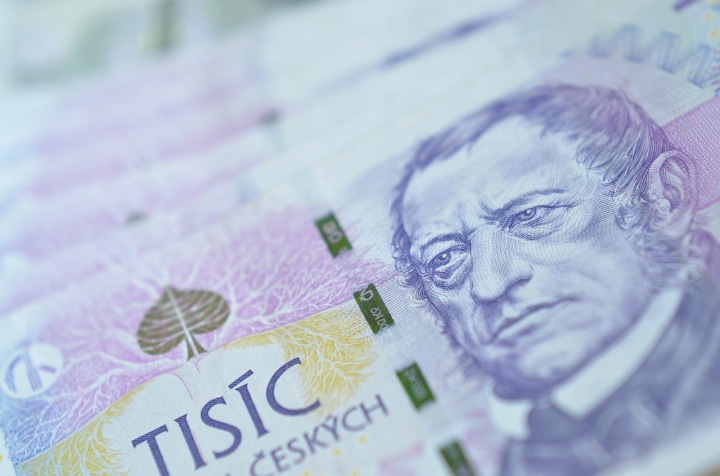 František Palacký na tisícikorunové bankovce
