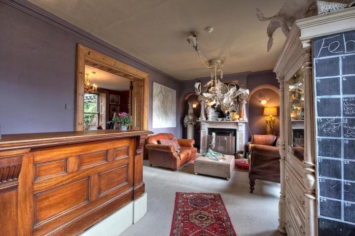 Anglický styl Strattons hotel nezapře