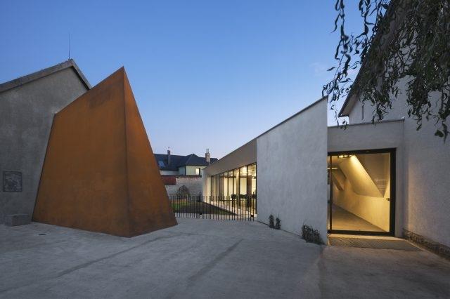 rodný dům a objekt muzejní expozice