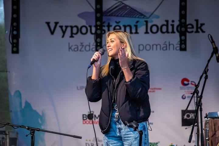 Zorka Hejdová je jednou z ambasadorek.
