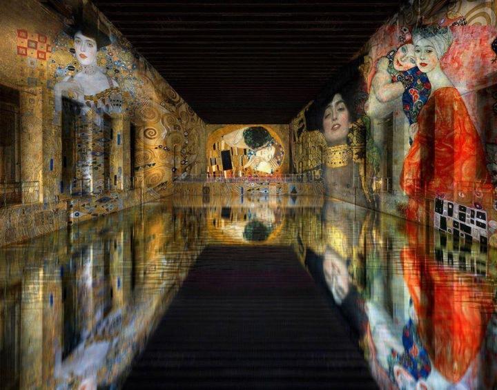 Klimt je symbolem moderny.