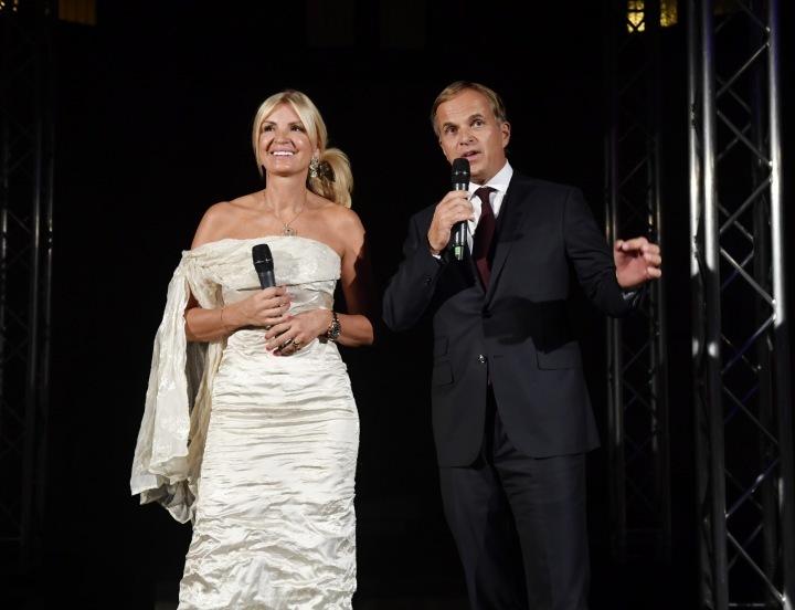 Jean-Frédéric Dufour a Tamara Kotvalová
