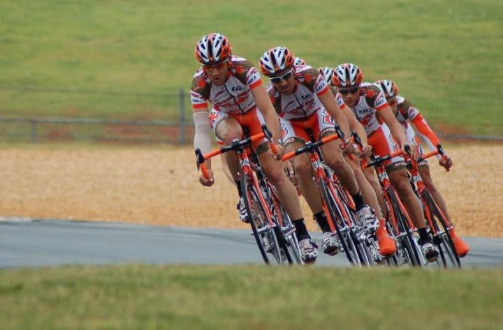 S jarem roste počet cyklistů.