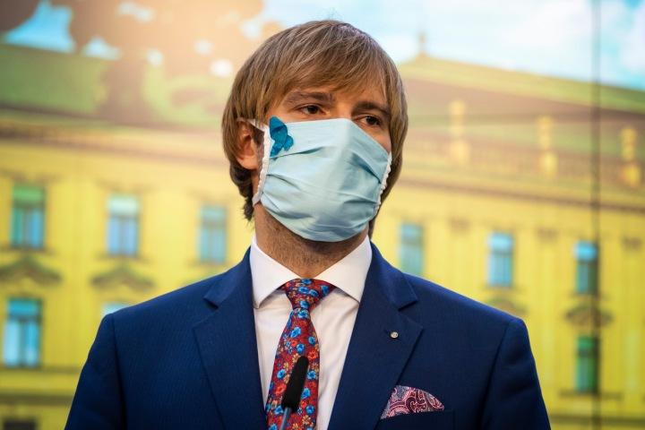 Adam Vojtěch ve funkci ministra zdravotnictví končí
