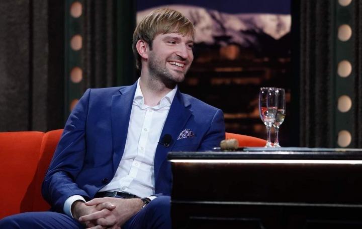 Adam Vojtěch v Show Jana Krause