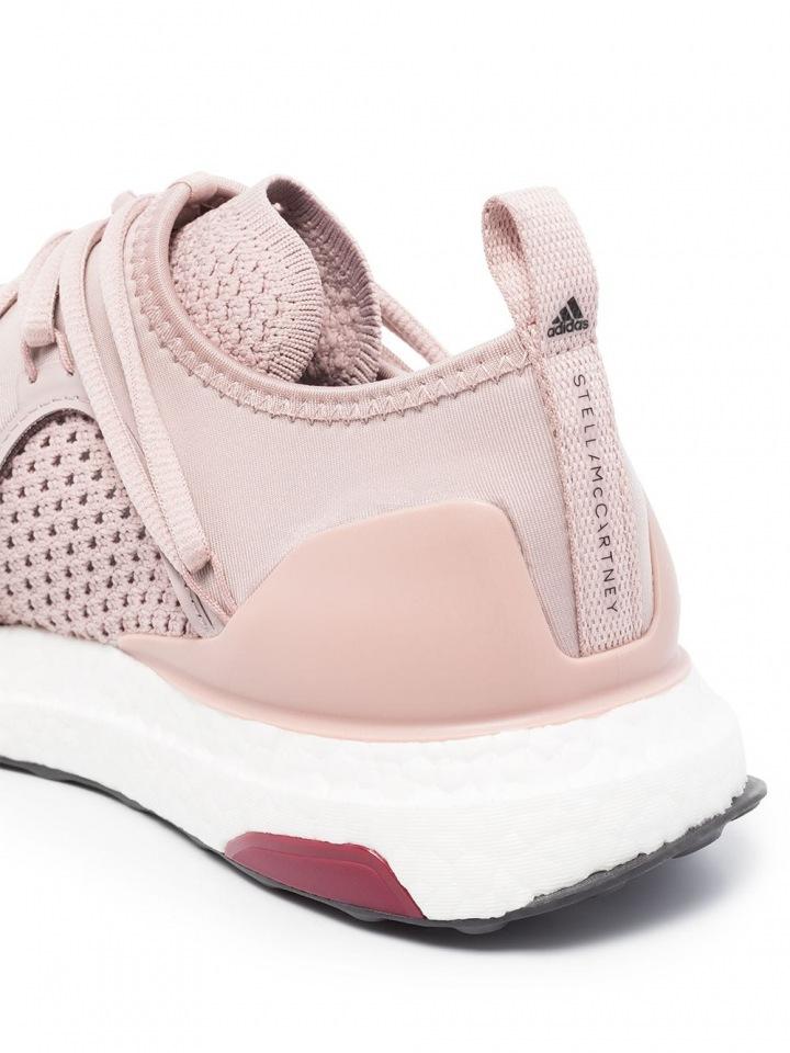 Adidas tenisky Stella McCartney světle růžová