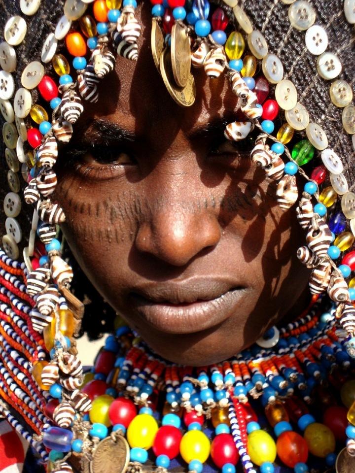 Ideál krásy v Etiopii