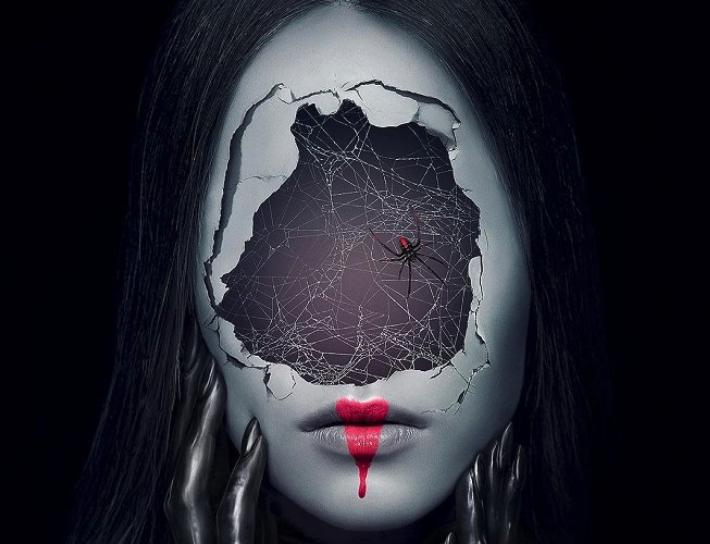 Plakát nového seriálu American Horror Stories