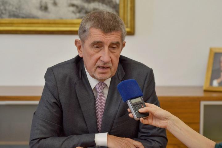 Andrej Babiš. Šéf hnutí ANO se snaží aktuálně oslovit především starší ročníky