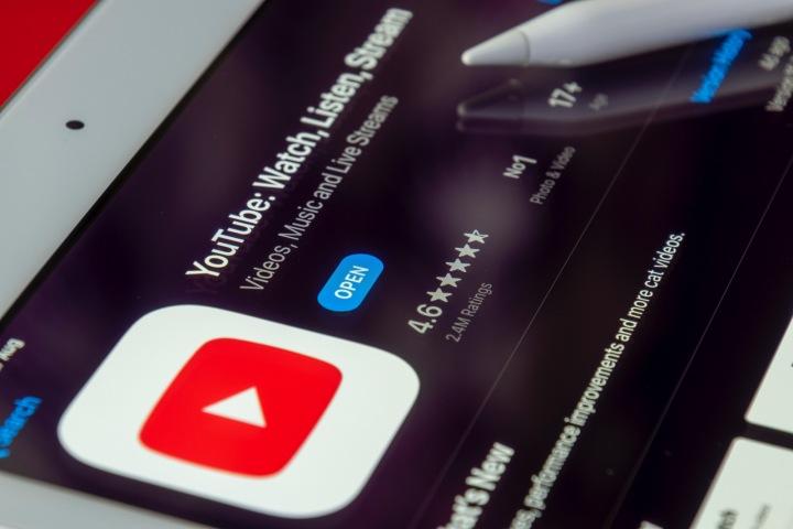 Aplikace YouTube pro chytrá zařízení