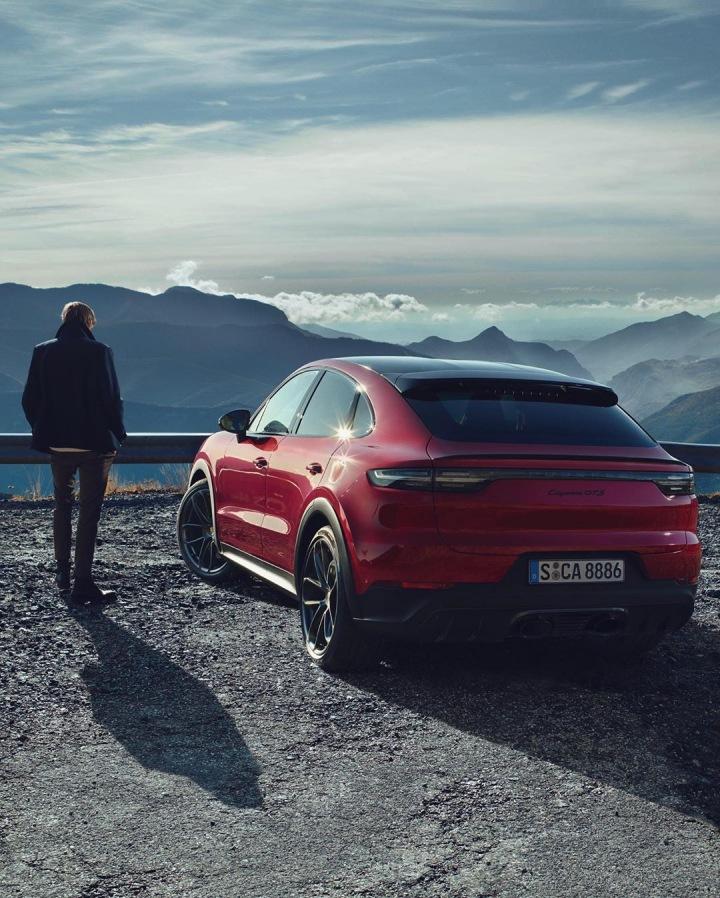 Automobil Porsche