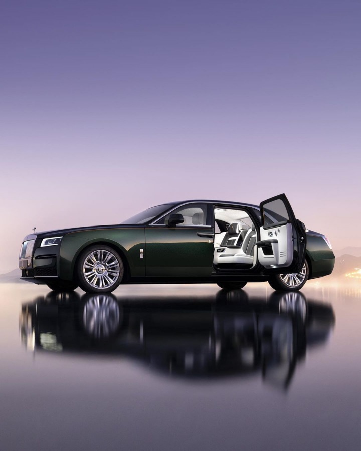 Automobil Rolls-Royce Ghost Extended