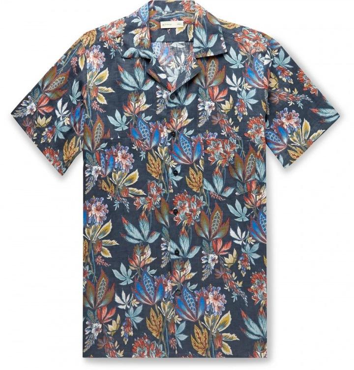 Barevná košile Etro