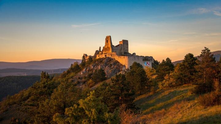 Hororový Čachtický hrad