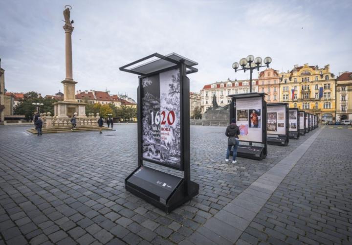 Expozice Bílá hora v Praze