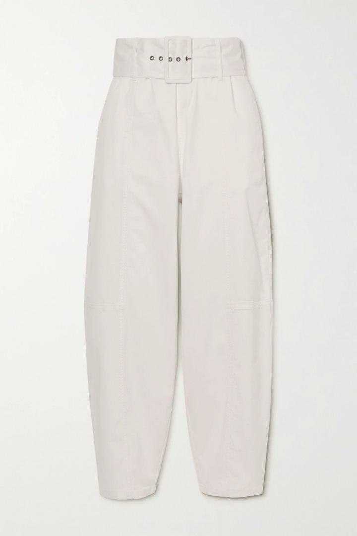 Bílé kalhoty See by Chloé