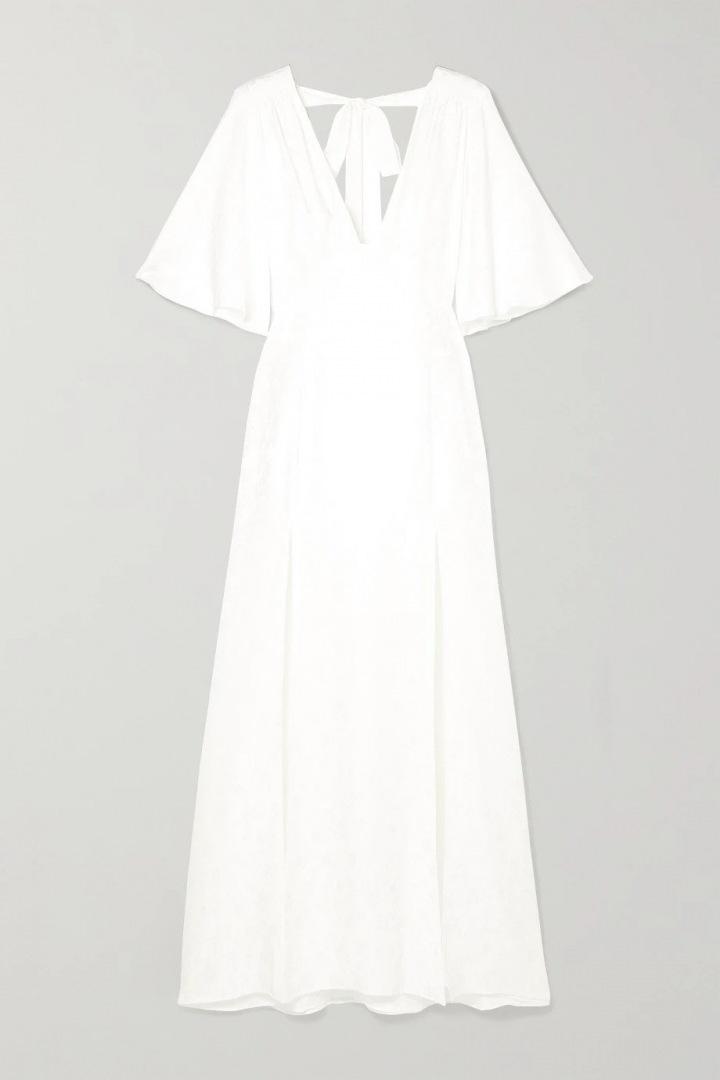 Bílé šaty Les Rêveries