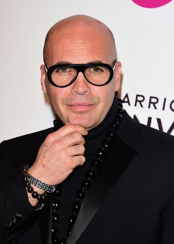 Billy Zane s brýlemi