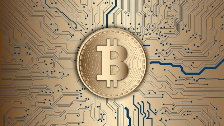 Bitcoin jako mapa