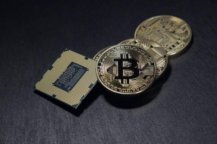 Vyobrazení nejhodnotnější kryptoměny světa, Bitcoinu