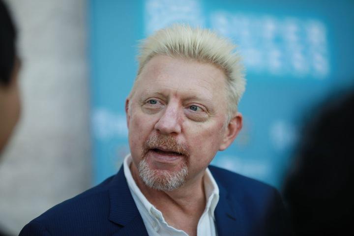 Boris Becker v roce 2019