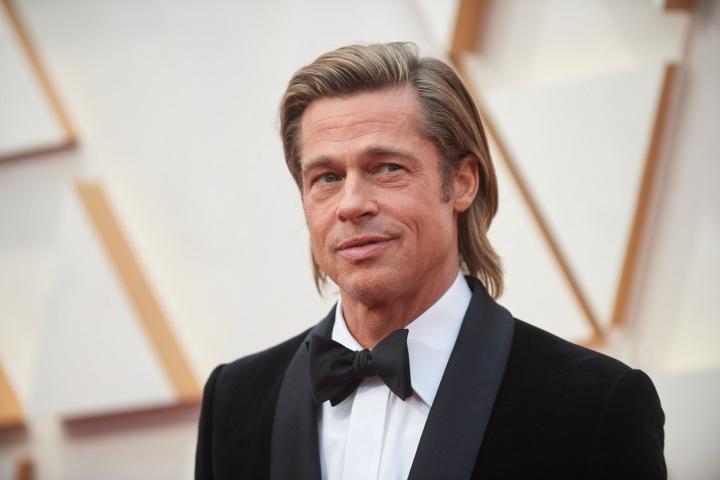 Hollywoodský herec Brad Pitt
