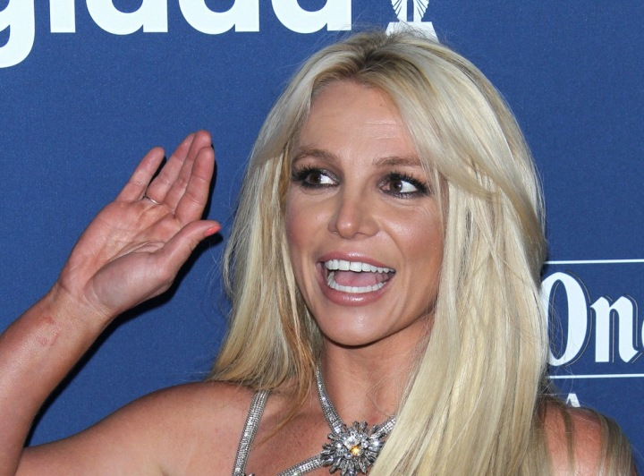 Popová zpěvačka Britney Spears