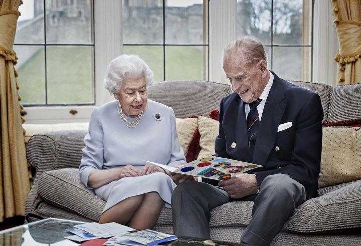 Britský královský pár