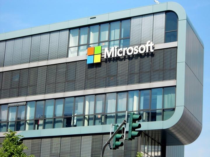 Budova společnosti Microsoft v Kolíně nad Rýnem