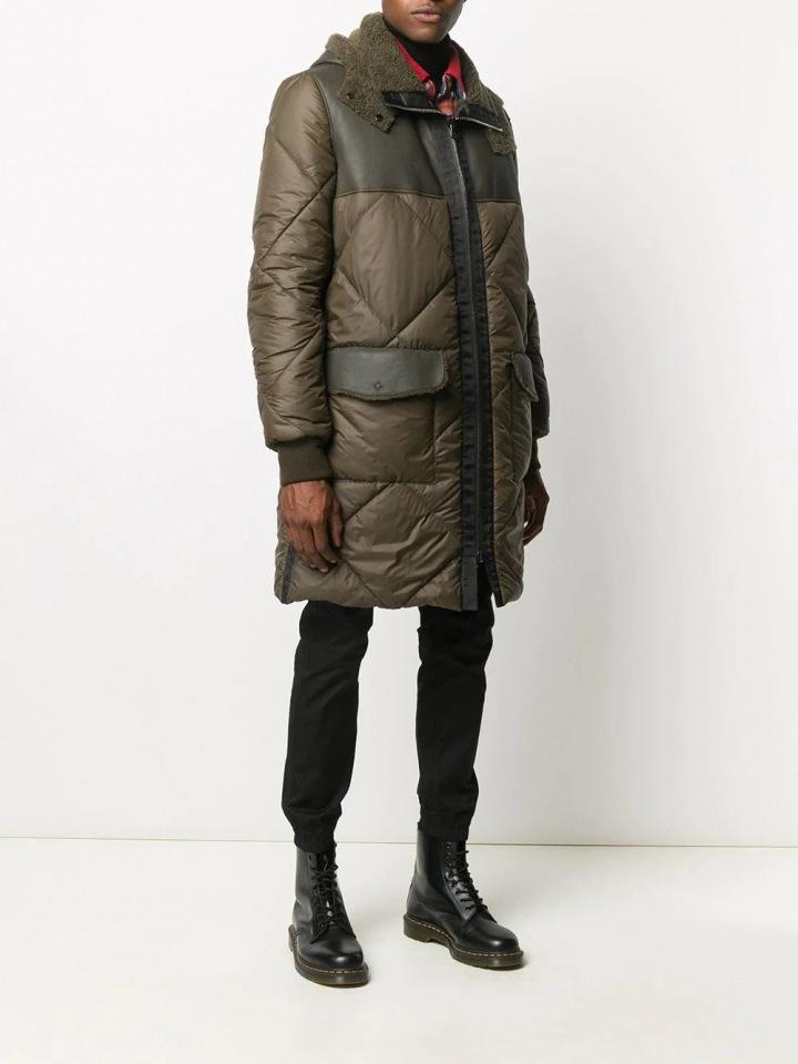 Prošívaný kabát Giorgio Brato
