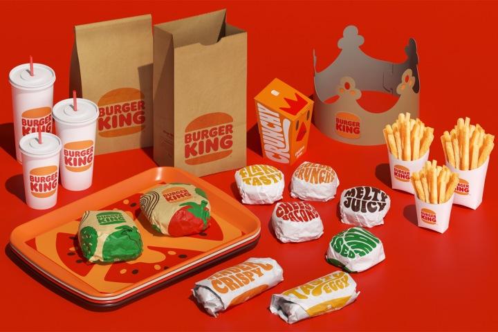 Kompletní rebranding společnosti Burger King