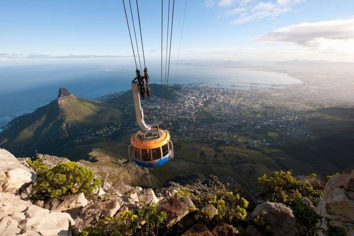 Lanovka Kapské město