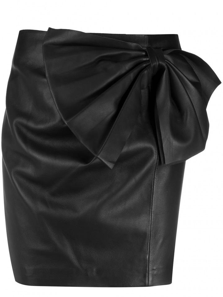 Černá sukně REDValentino