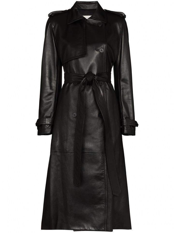 Černý kabát