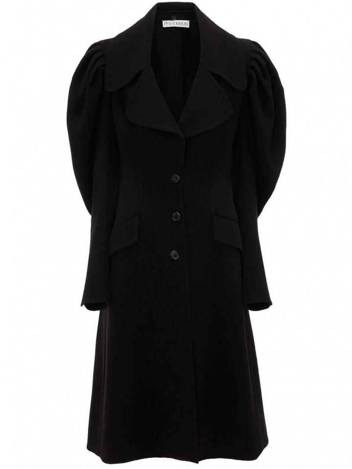 Černý kabát JW Anderson