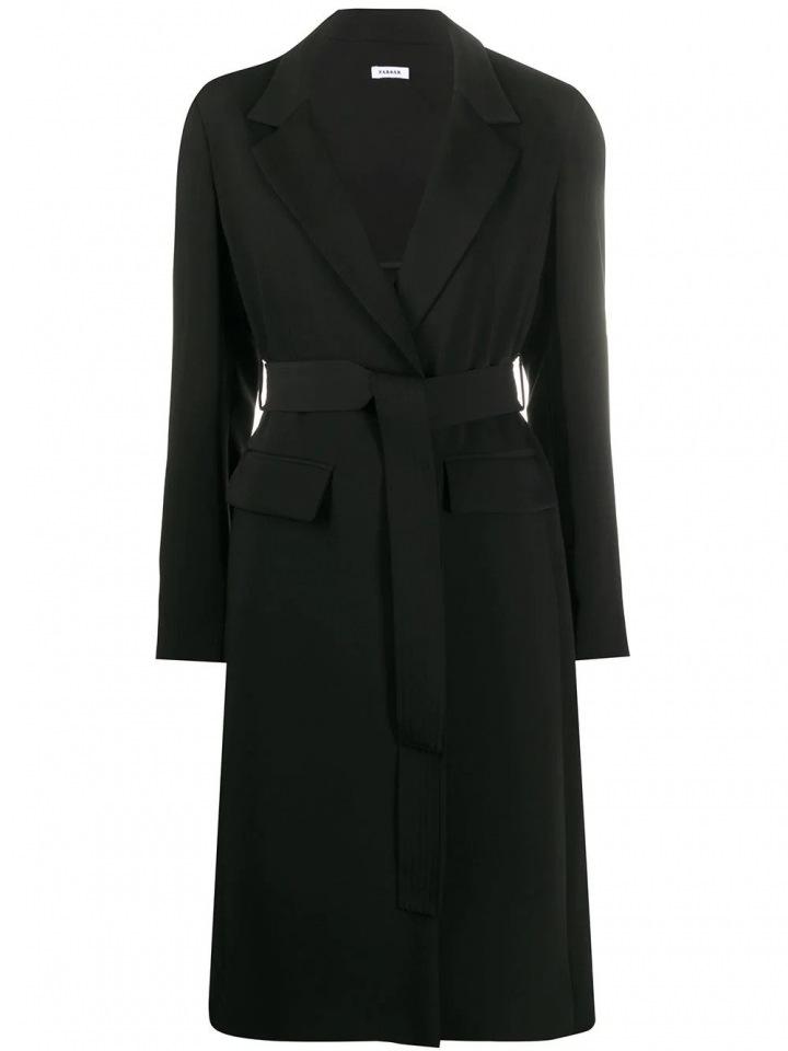 Černý kabát P.A.R.O.S.H.