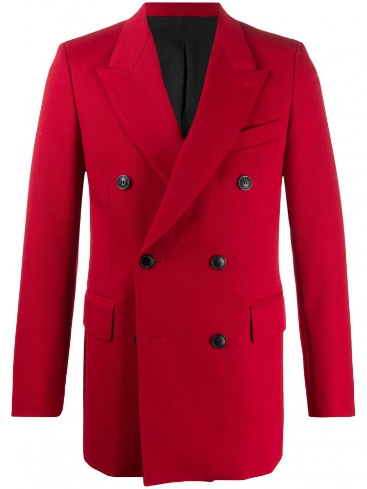Červené sako AMI Paris