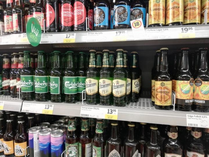 České pivo Staropramen