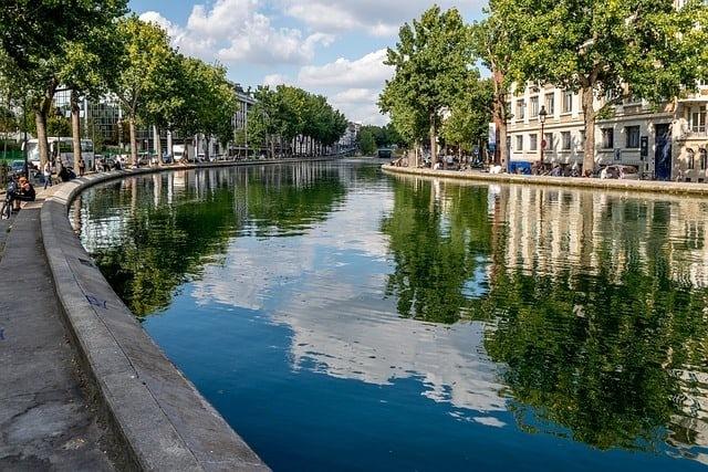 Kanal Saint Martin