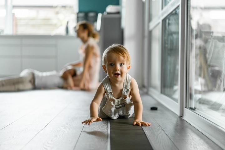 Rodiny s dětmi jsou v nájemních bytech do doby, než si našetří na vlastní