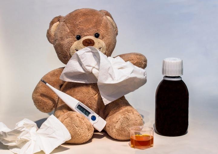 Malí pacienti stonají i v době pandemie.