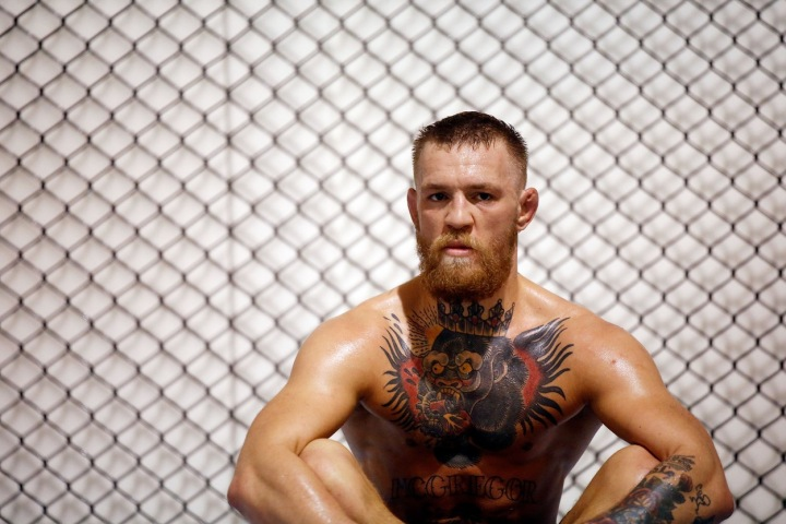 MMA zápasník Conor McGregor