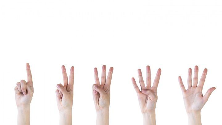Počítání na prstech by pro sčítání Čechů nestačilo